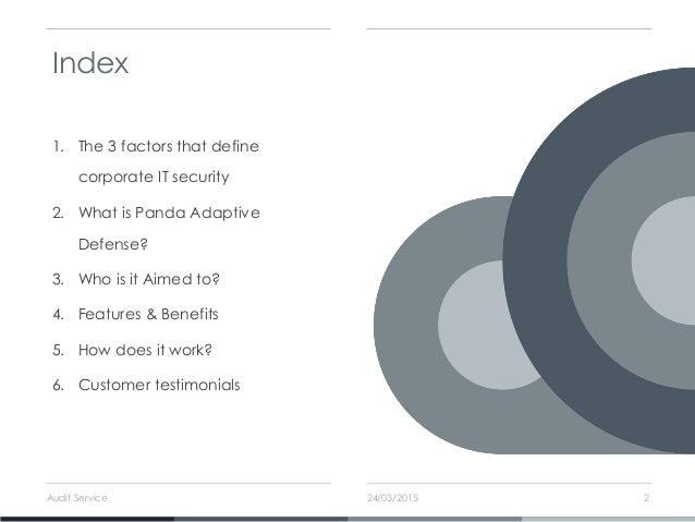 Panda Security - Adaptive Defense