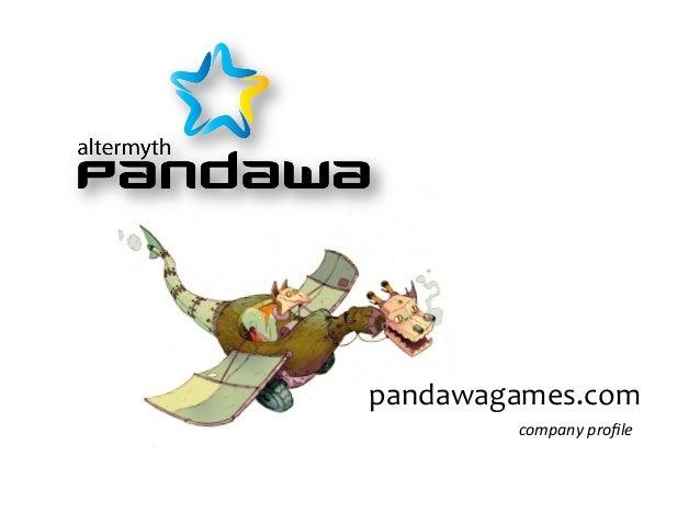 pandawagames.com     company  profile