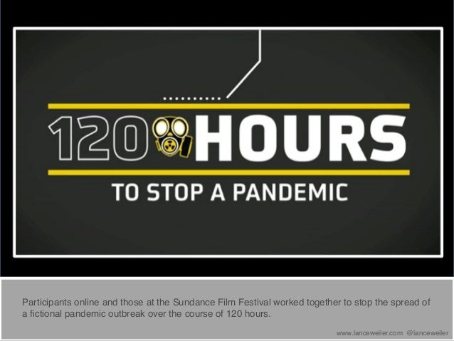 PANDEMIC 1.0 had numerous access points across film, mobile, online and the real world. At itscore was the story of a stran...