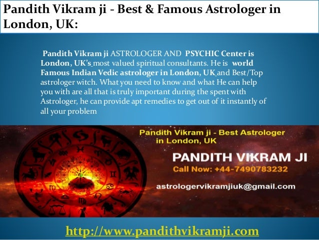 Why Do UK People Receive Services from Astrologer Ankit Sharma Ji?
