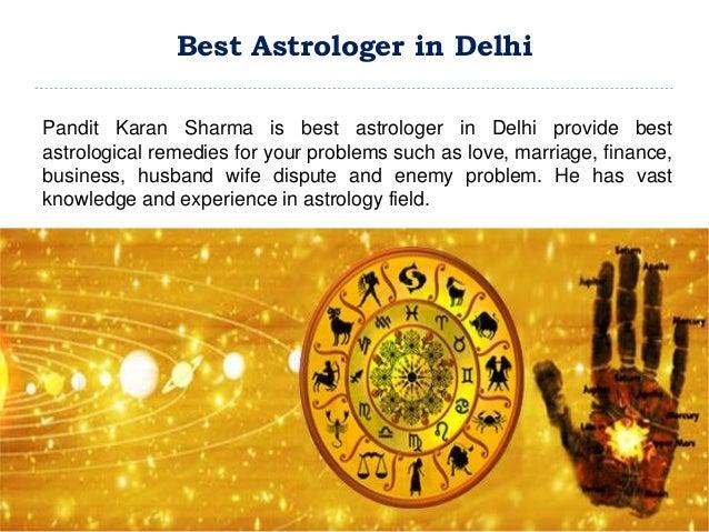 Pandit Karan Sharma Best Astrologer in Delhi