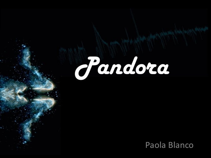 Pandora Paola Blanco