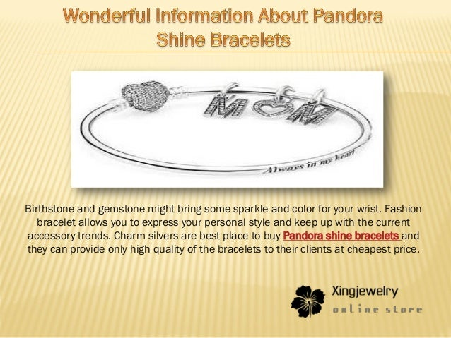 d1637ff5947 Wonderful information about pandora shine bracelets. Birthstone and  gemstone might bring some sparkle and color for your wrist.