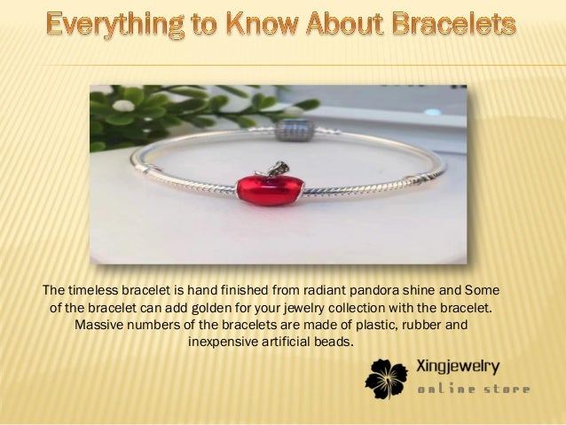 e6b61bdf8ab Wonderful information about pandora shine bracelets
