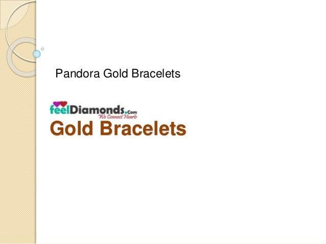 Pandora Gold Bracelets  Gold Bracelets