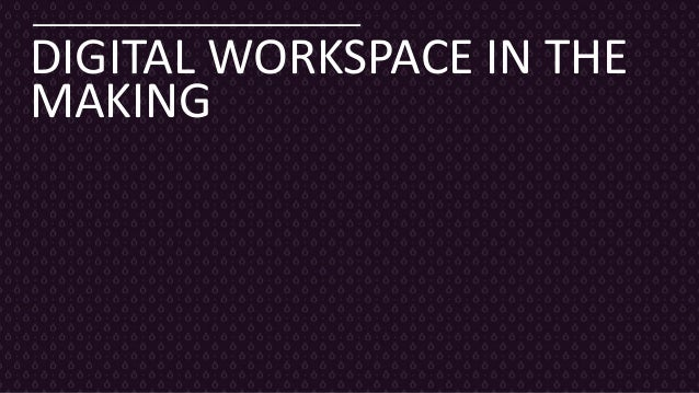 BUDGET SPENDING 22-09-2017 INTRODUCTION TO PANDORA GLOBAL DIGITAL WORKSPACE25