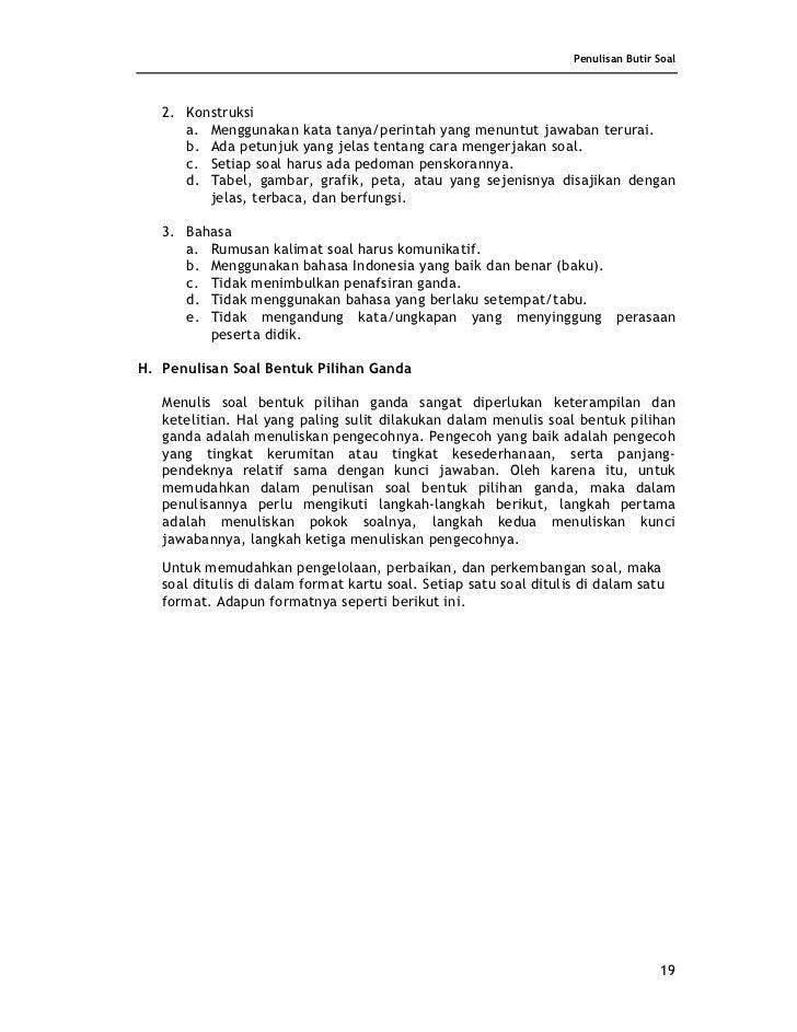 pedoman penskoran soal essay Panduan pembuatan soal uraian menggunakan aplikasi siap (sistem inovatif  aplikasi penilaian.