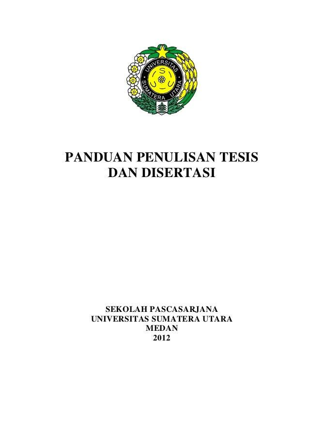 pedoman penulisan tesis itb