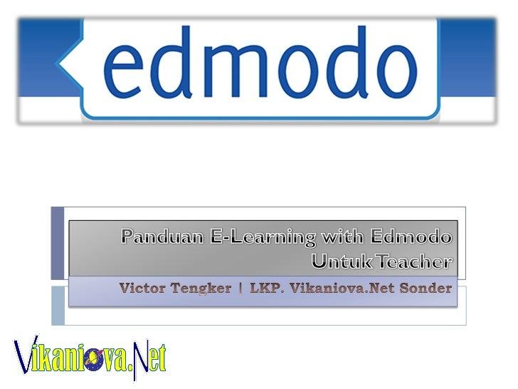        Edmodo adalah platform pembelajaran yang aman bagi        guru, siswa dan sekolah berbasis sosial media. Edmodo   ...