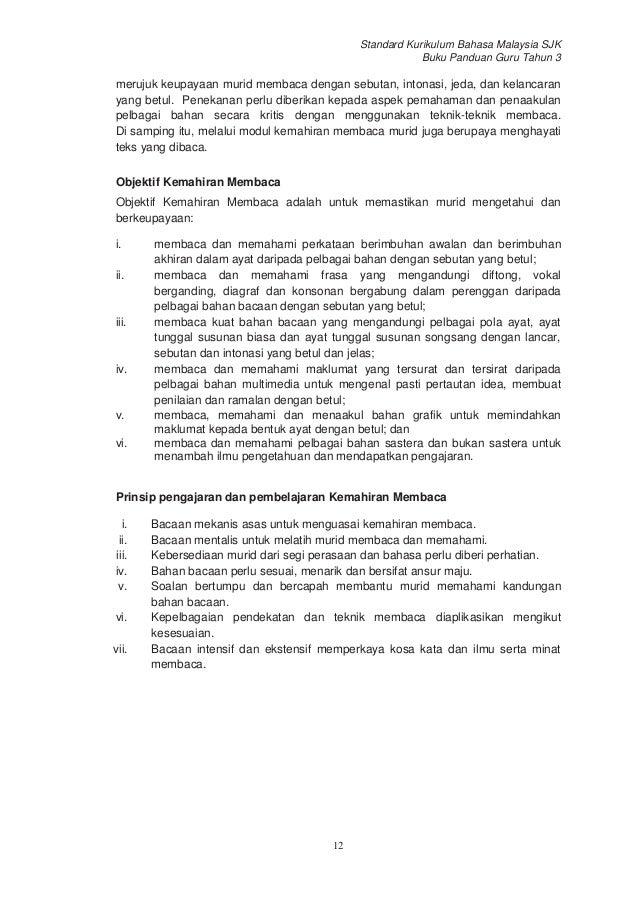 Panduan Jawapan Buku Teks Bahasa Melayu Tahun 5