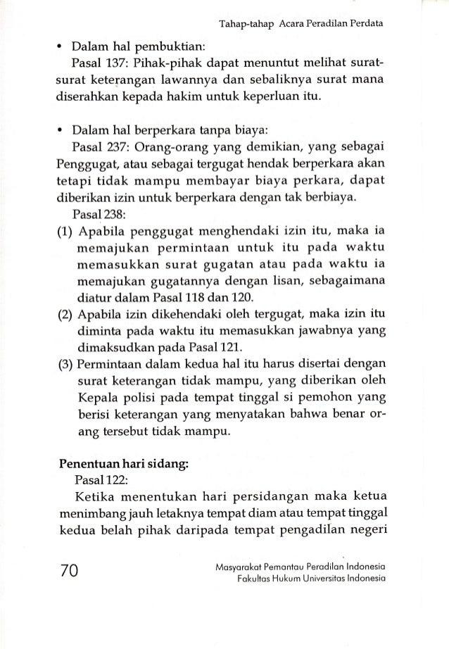 contoh surat gugatan dalam hukum perdata agape locs
