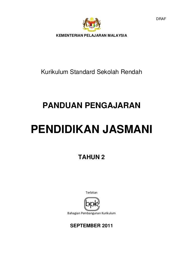 Diusahakan oleh                       Bahagian Pembangunan Kurikulum                        Kementerian Pelajaran Malaysia...