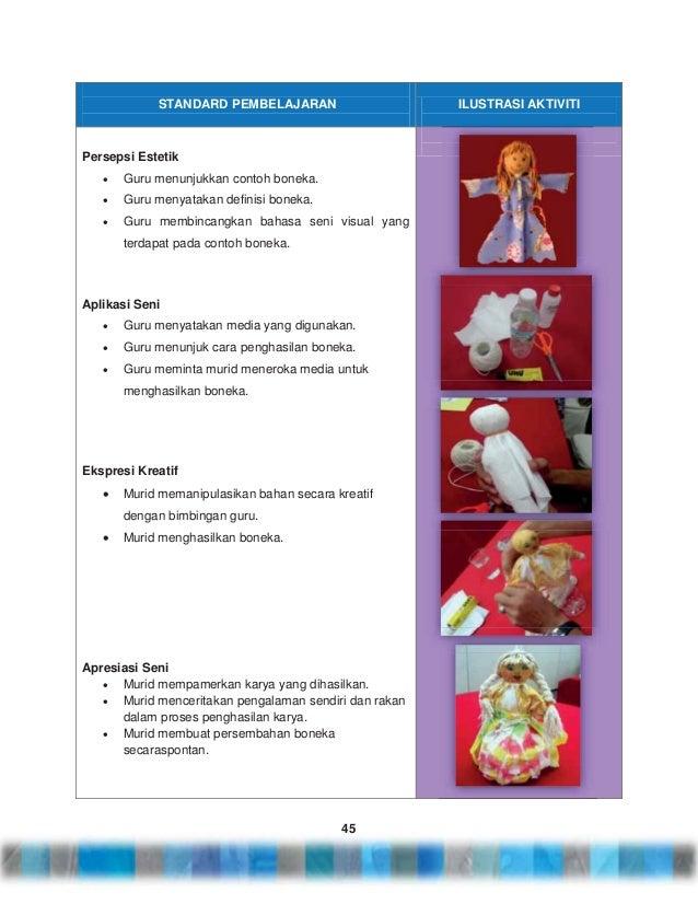 Panduan Pengajaran Pend Seni Visual Thn 4