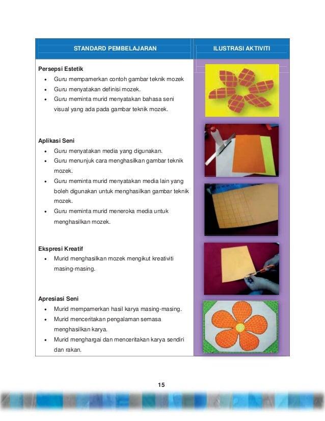 Panduan Pengajaran Pendidikan Seni Visual Thn 4