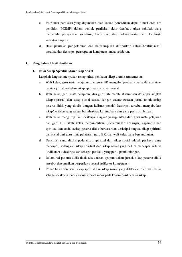 Permendikbud Yang Berhubungan Dengan Kurikulum Download Lengkap