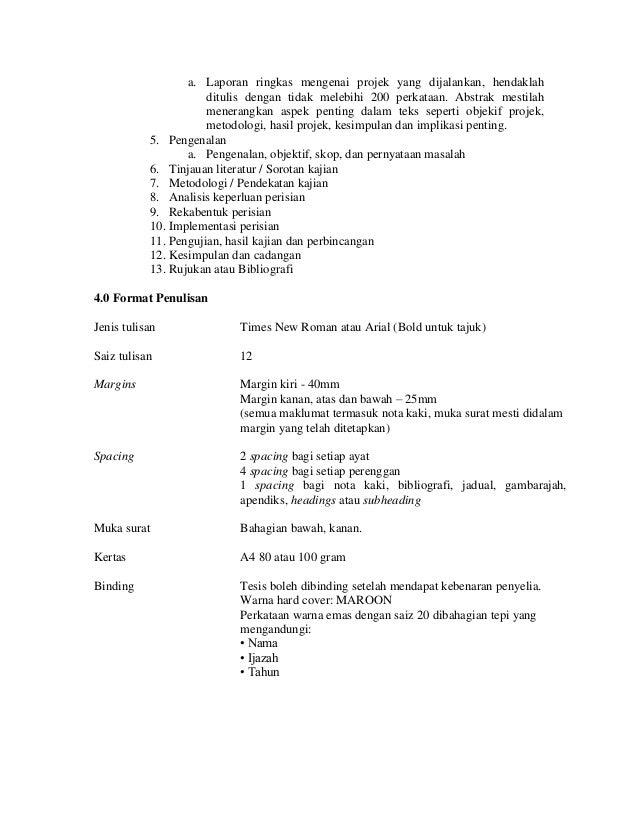 Contoh Abstrak Laporan Projek Akhir Id Jobs Db