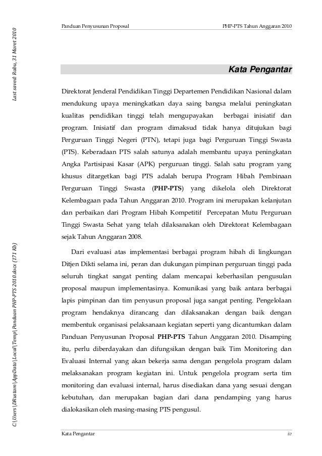 Panduan Php Pts 2010