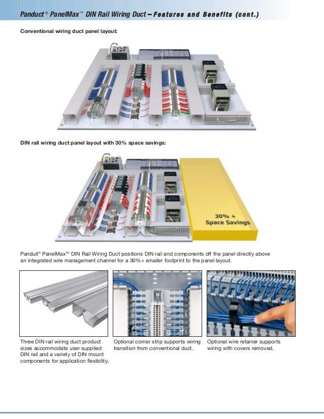 Groovy Panduit Cable Wiring Duct Panelmax Wiring Digital Resources Skatpmognl