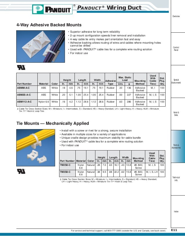 Panduit Lsf Halogen Free  Zero Halogen  Cable  U0026 Wiring Duct And Trunk U2026