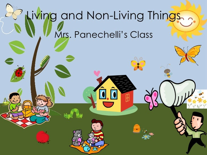 Panechelli livingnon living things living and non living things mrs panechellis class ccuart Choice Image