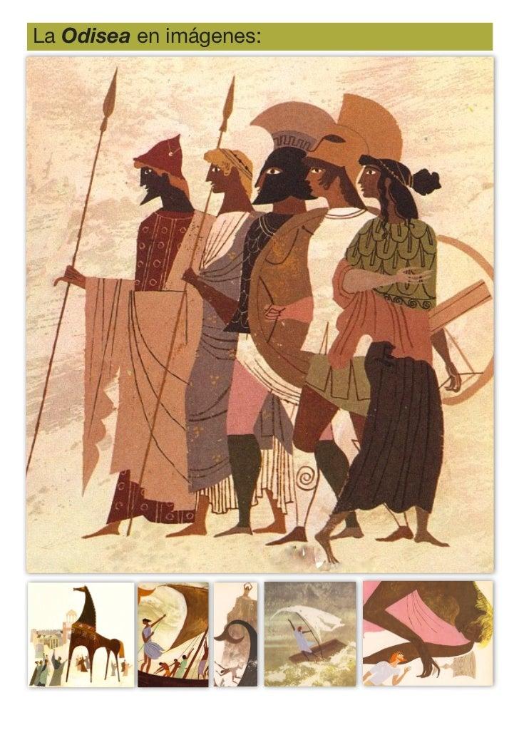 La Odisea en imágenes: