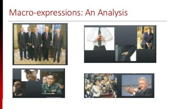 www.sisainfosec.com Macro-expressions: An Analysis