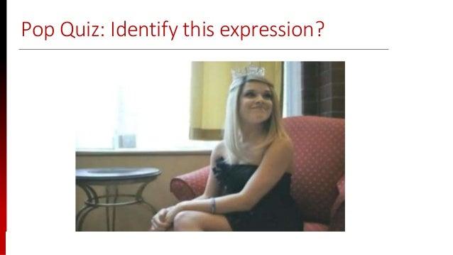 www.sisainfosec.com Pop Quiz: Identify this expression?