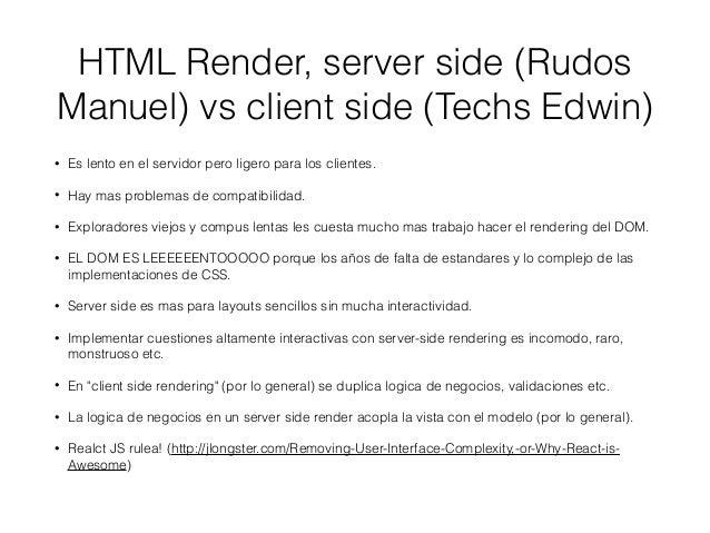 API + JS Thick client  vs  Full Rails MVC