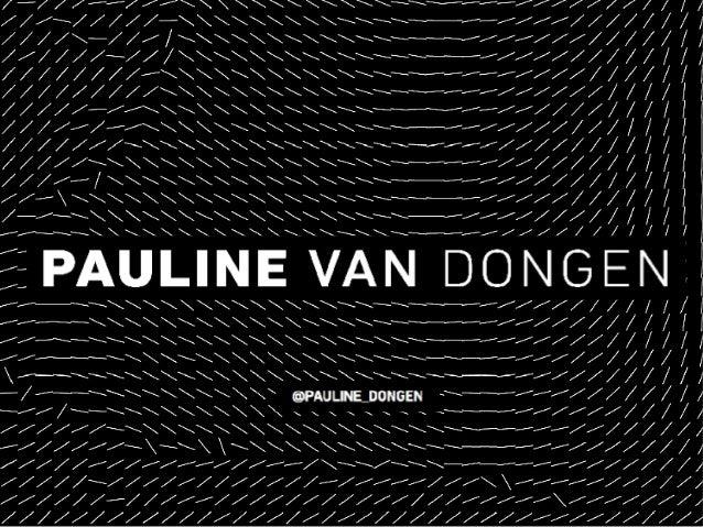 t SXSW PANEL PICKER WITH PAULINE VAN DONGEN Ready to wear? Body informed 3D printed fashion
