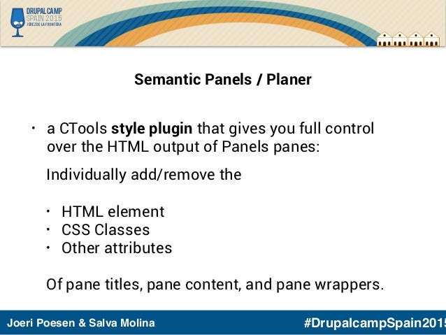 how to use panels in drupal 7