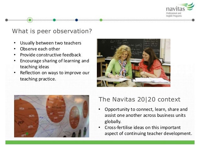Navitas Limited Citi Australian Growth Conference 21 May 2013 ASK:NVT Why develop this conversation around peer observatio...