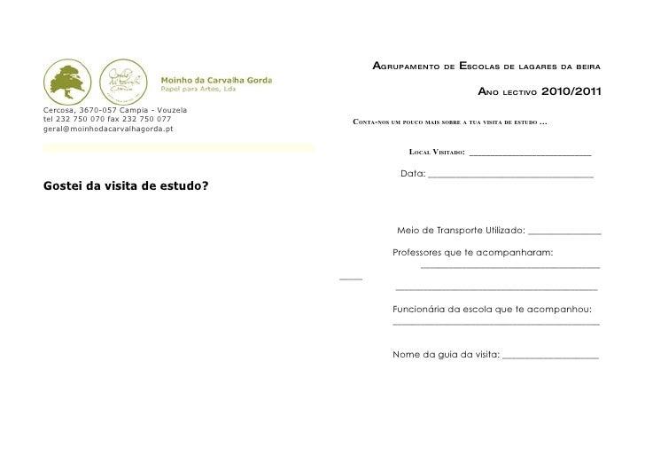 AGRUPAMENTO        DE   ESCOLAS    DE LAGARES DA BEIRA                                                                    ...