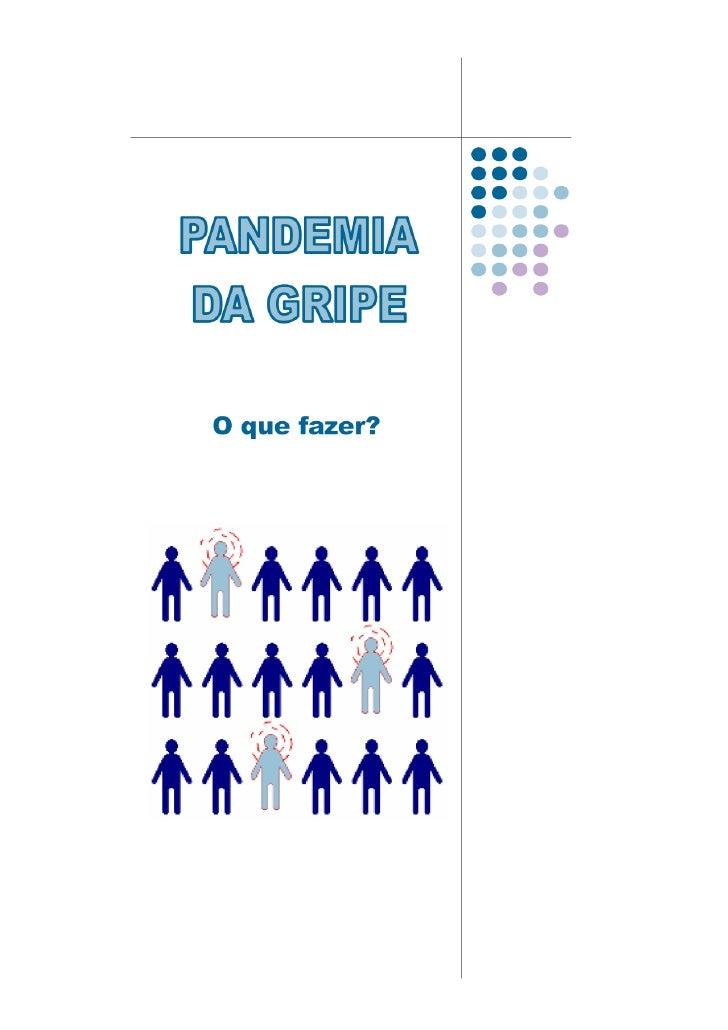 Panfleto Gripe