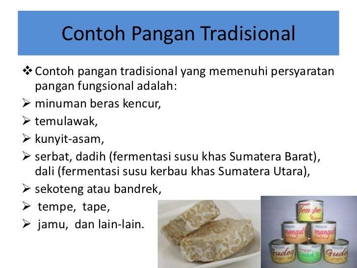 Pangan Tradisional