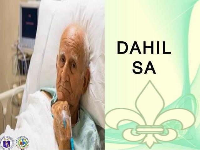 DAHIL SA