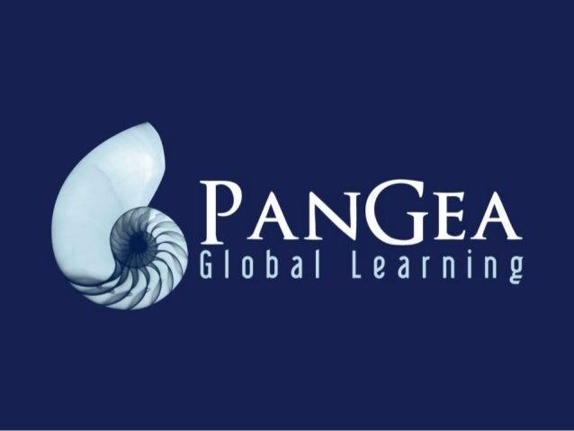 PANGEA  Global Learning  à.        22a?