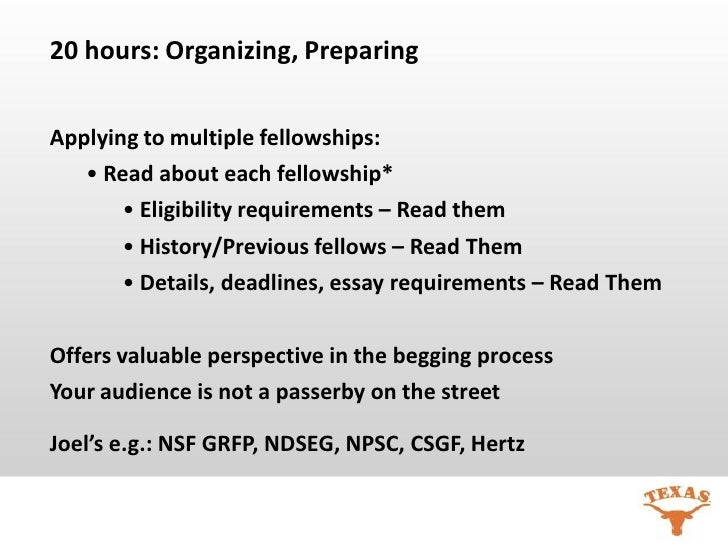 nsf grfp personal statement guidelines