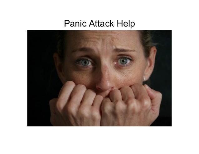 Panic Attack Help
