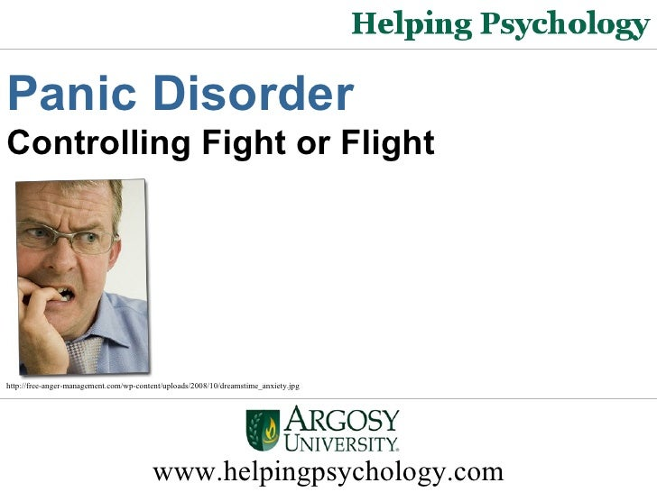 the fight or flight syndrome Fight or flight - fight or flight is a response that helps you respond to a dangerous situation find out how the hypothalamus relates to the flight-or-flight response.