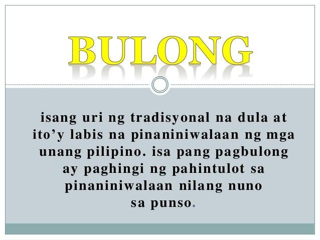 FILIPINO RIDDLES