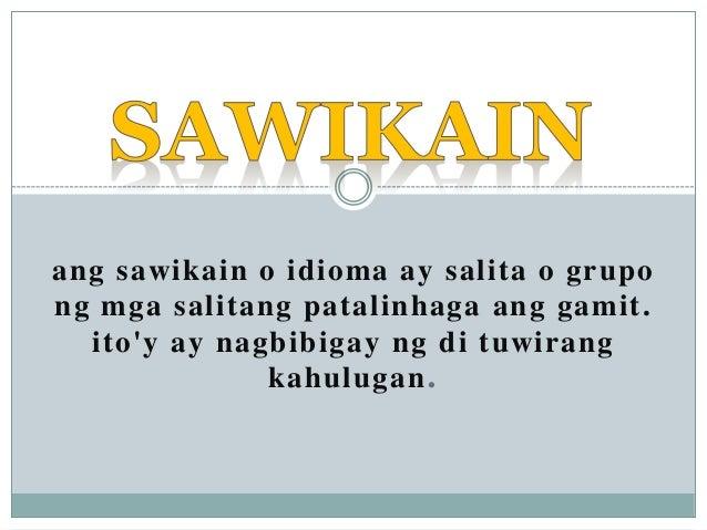 Salawikain