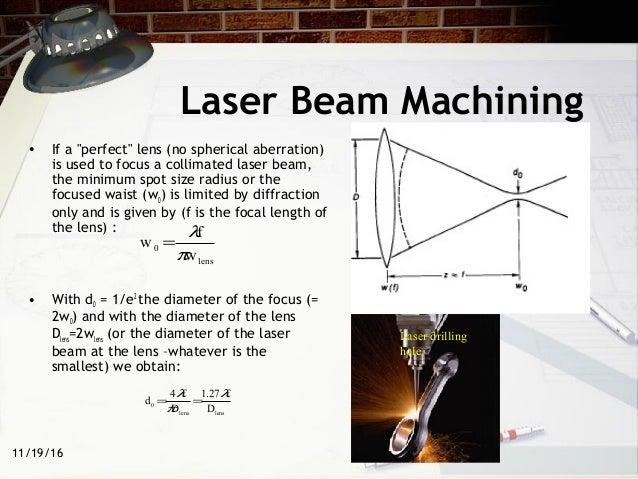 Laser Beam Machining By Himanshu Vaid