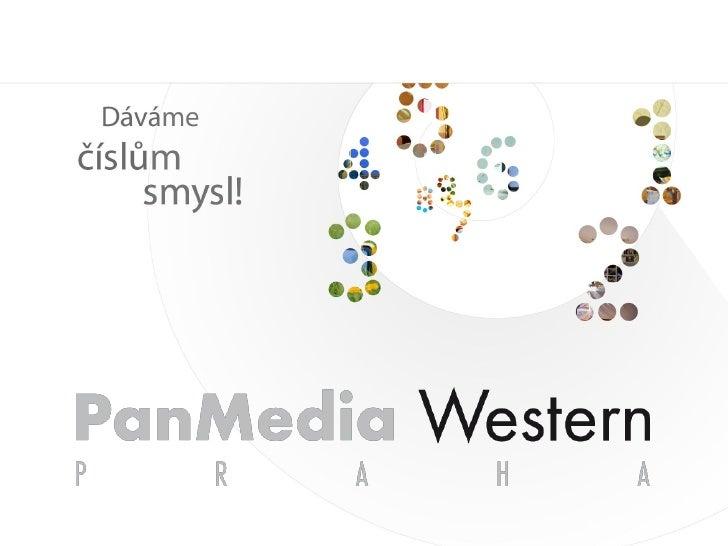 PANMEDIA› Výsledky výzkumů Mediaprojekt a Radioprojekt (2.Q a 3.Q 2010)