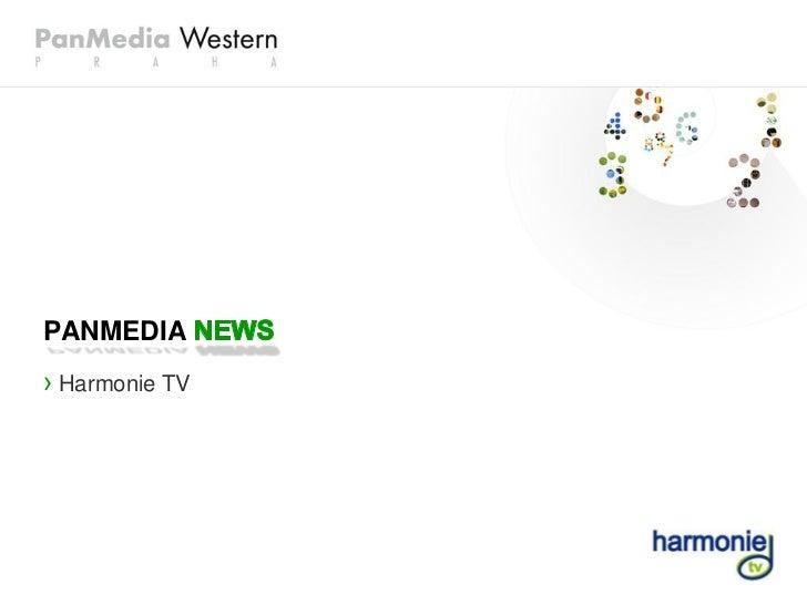 PANMEDIA› Harmonie TV
