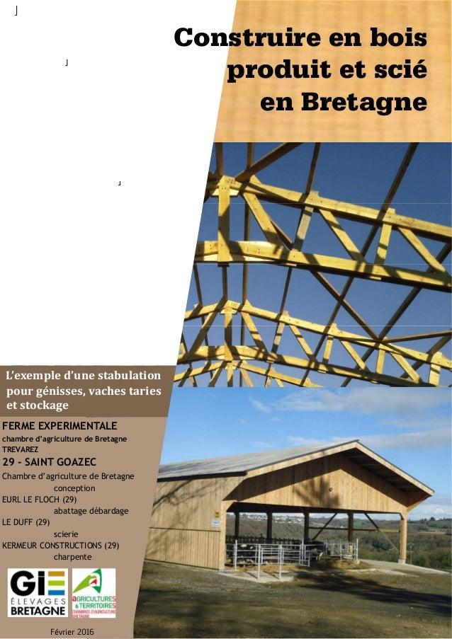 Journ e technique choisir la production laiti re biologique r ussi - Chambre d agriculture 76 bois guillaume ...