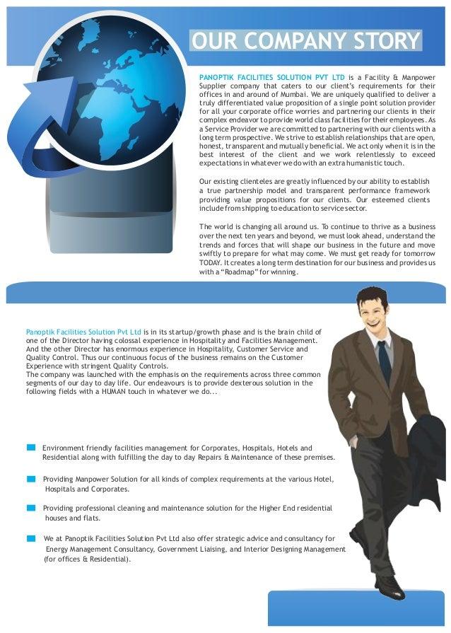 Panoptik Facilities Solution Pvt Ltd-Company Brochure Slide 2