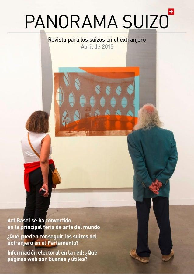 Art Basel se ha convertido en la principal feria de arte del mundo ¿Qué pueden conseguir los suizos del extranjero en el P...
