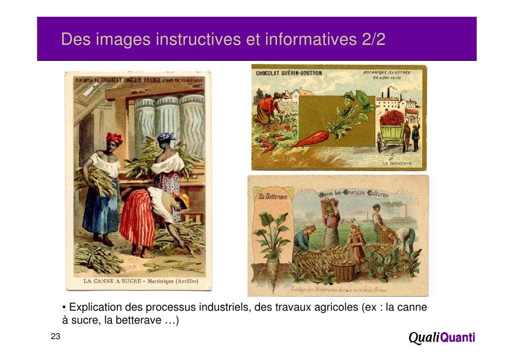 Des images instructives et informatives 2/2     • E li ti d processus i d t i l d t       Explication des        industrie...