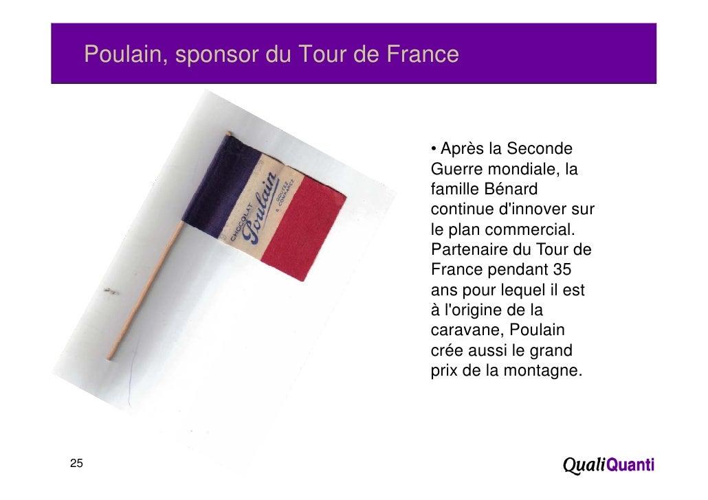 Poulain, sponsor du Tour de France                                    • Après la Seconde                                  ...