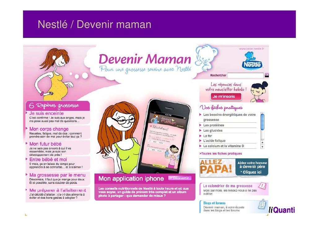 Nestlé / Devenir maman32